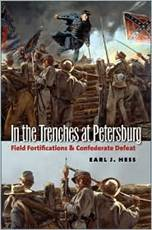 In the Trenches at Petersburg by Earl J. Hess: Book Cover